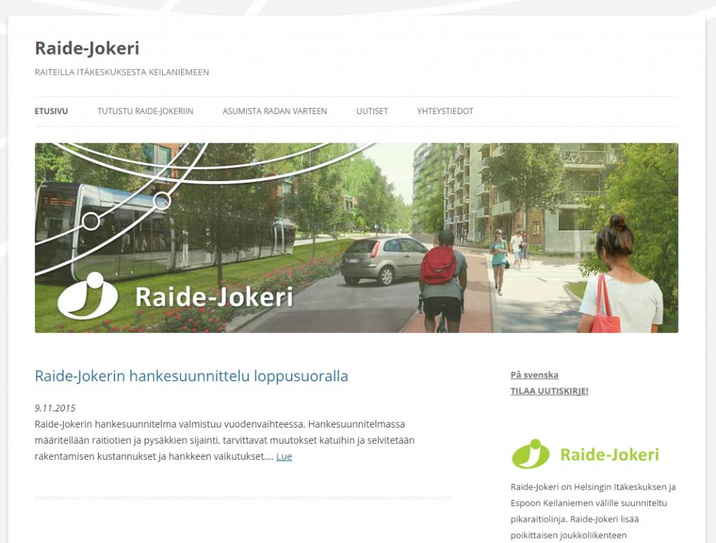 2015-11-09 16_23_13-Raide-Jokeri _ Raiteilla Itäkeskuksesta Keilaniemeen